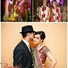 {Real Wedding – Suman & Rishi}