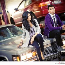 {Engagment Shoot: Asfia + Syed}