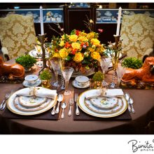 {Festive Tables: Shreve, Crump & Low}
