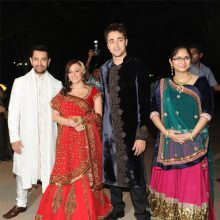 {Celebrity Wedding – Imran + Avantika}