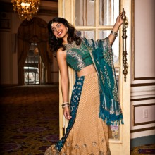 {Ananya Designs Evening Wear}