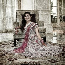 {Real Wedding – Alisha + Kamal}