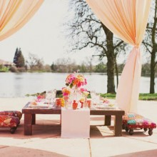 {A Spring Oasis – Inspirations for your Spring Event}