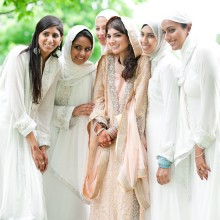Real Wedding: Nazihah + Saif