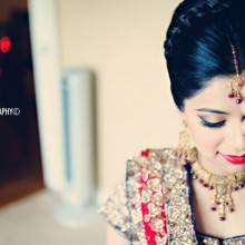 Real Wedding:  Sana + Atif (Part 1 of 2)