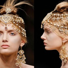 A Tribute to Alexander Mcqueen by Shawna Yamamoto Event Design