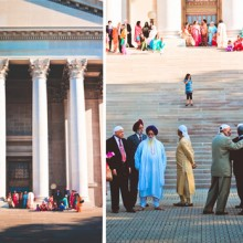 Real Wedding:  Rimi + Surjeet (Part 1 of 2)