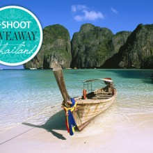 GIVEAWAY: Win A free photo shoot in Phuket, Thailand