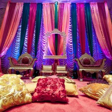 Real Wedding: Simat + JT (Part 1 of 2)