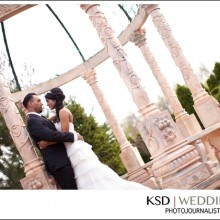 Real Wedding: Alea + Vish