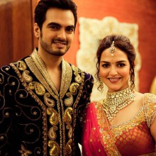 Celebrity Wedding: Esha Deol + Bharat Takhtani