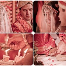 Destination Wedding:  Samit + Taran, Part 1
