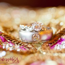 Real Wedding: Leena + Anand