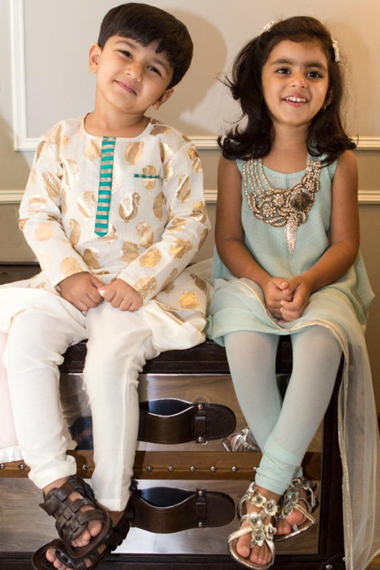 Payal Singhal S Bacha Party Collection