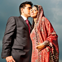 Real Indian Wedding:  Shazia + Yasir