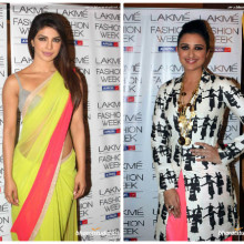 Lakme Fashion Week Summer/Resort 13- Bollywood Sightings