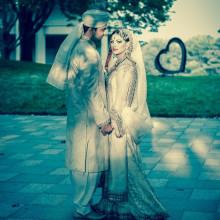 Real South Asian Wedding:  Mehek + Ovais