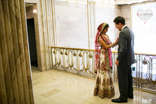 Rashma & Corey Chicago Indian Wedding - 10