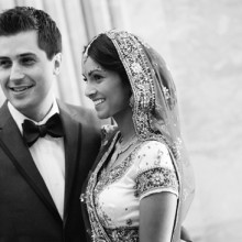 Real Indian Chicago Wedding:  Rashma + Corey {Part 1 of 2}