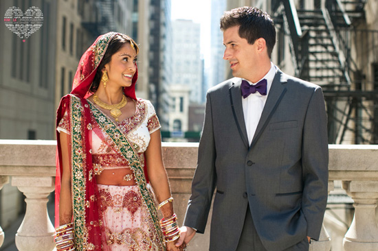 Rashma & Corey Chicago Indian Wedding - 15