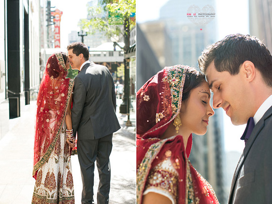 Rashma & Corey Chicago Indian Wedding - 17