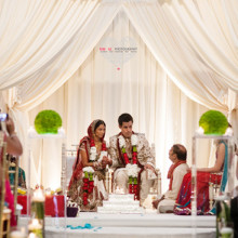 Real Indian Chicago Wedding: Rashma + Corey {Part 2 of 2}