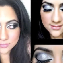 Makeup Monday: How to apply Glitter on Eyes by Saleha Abbasi