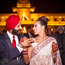 Destination Wedding, India: Ishveen + Kirat (Part 2 of 2)