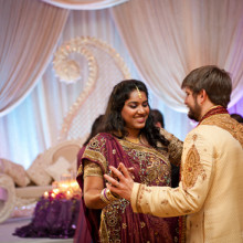 Real South Asian Wedding: Sunira + Jeremy (Part 2 of 2)