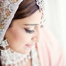 Real South Asian Wedding:  Priya + Andrew (Part 1 of 2)