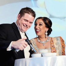 Real South Asian Wedding: Priya + Andrew (Part 2 of 2)