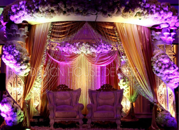 Design House Decor New York Indian Wedding Decor