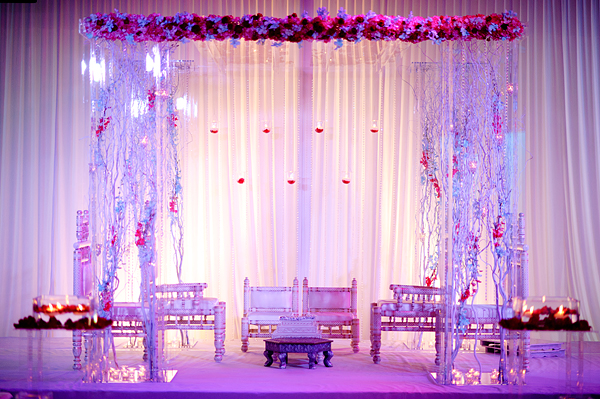 Wedding decoration wishahmon wedding creations thematic for Baby shower stage decoration