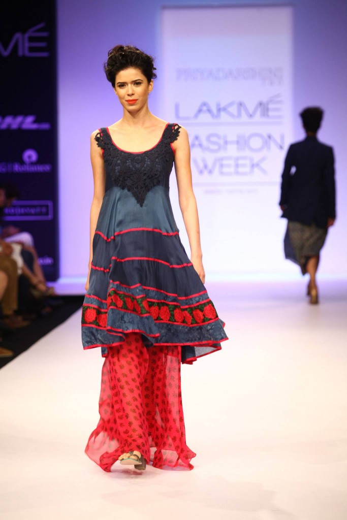 Lakme Fashion Week Winterfestive 2013 Sabyasachi Lakme Fashion Week Winter Festive 2013