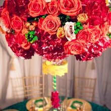 East meets West Wedding Design
