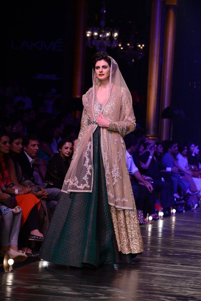 Lakme Fashion Week WinterFestive 2013 - Sabyasachi Sabyasachi Lakme Fashion Week Winter Festive 2013