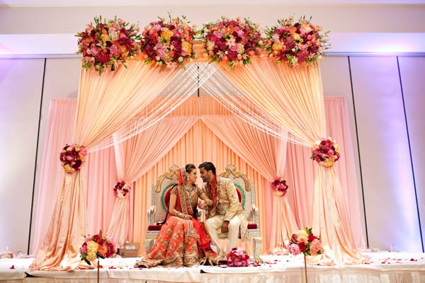 Ambiance by tejel bay area indian wedding planner for Ambiance decoration
