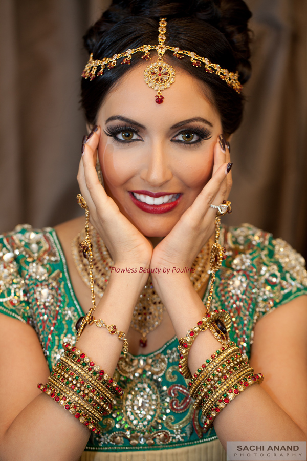 Flawless Beauty by Pauline - Indian Wedding Makeup Artist