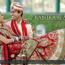 Kanika & Atman – Cinematic Hindu Highlights by Robles Video Productions