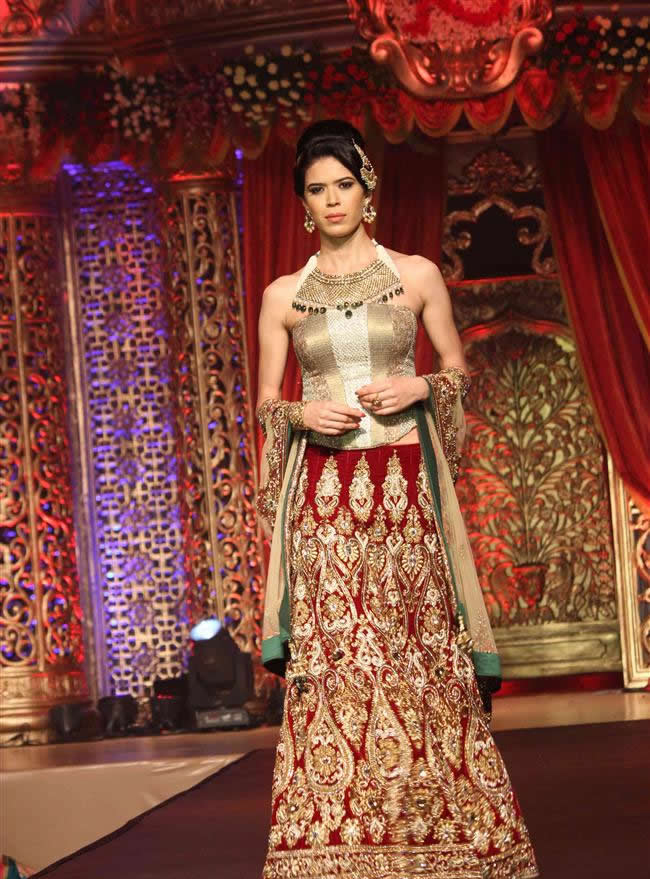 vikram-phadnis-bridal-collection-showcase-event-28