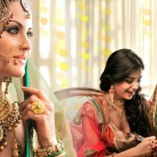 Bridal Campaign 2012 for Bhima Jewellers