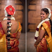 Veena + Eric :: Multi Cultural Indian and French Fusion Wedding by Bay Area Indian Wedding Photographer – Part 2