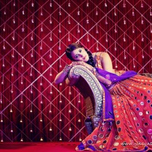 Roma & Sanket – Sangeet by nadia d. photography