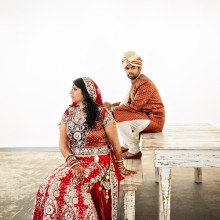 Wedding of Bhargava & Anu at Mason Murer Fine Art Gallery, Atlanta (Part 1)