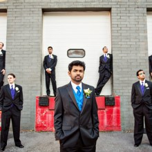 Wedding of Bhargava & Anu at Mason Murer Fine Art Gallery, Atlanta (Part 2)