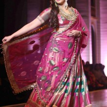 Ashima-Leena's Show at Aamby Valley India Bridal Fashion Week 2013