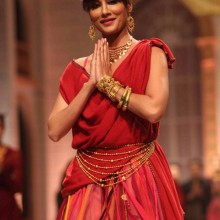 AZVA at Aamby Valley City India Bridal Fashion Week 2013