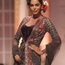 Falguni & Shane Peacock at Aamby Valley City India Bridal Fashion Week 2013