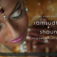 Ramsudha & Shaun – Cinematic Same Day Highlights by Robles Video Productions