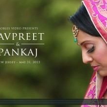 Savpreet & Pankaj – Cinematic Same Day Highlights by Robles Video Productions